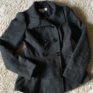 Decree wool coat - Women/Junior XS - LIKE NEW!